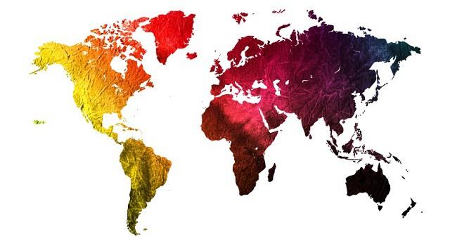 location world map